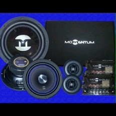 PAKET AUDIO MOBIL SQL by MOMENTUM