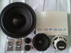 PAKET AUDIO MOBIL SQ DIOFONA ALTITUDE SERIES by VOX RESEARCH