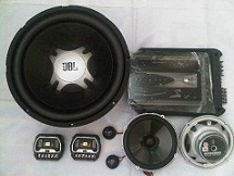 PAKET AUDIO MOBIL JBL by HARMAN KARDON