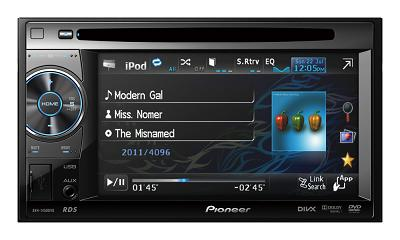DOUBLE DIN DVD/CD/TV/MONITOR