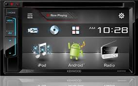 HEADUNIT DOUBLE DIN KENWOOD DDX-316
