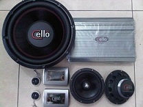 PAKET AUDIO MOBIL SQL by CELLO