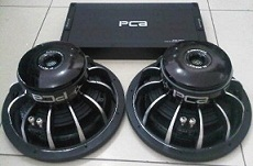 PAKET AUDIO SPL PCA KL Series SPL COMPETITION