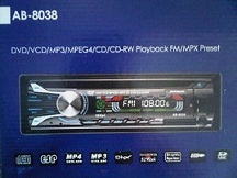 single dvd player Audiobank (AUDIO MOBIL)