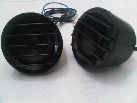 SPEAKER FULLRANGE TENSIS 2,5 INCH FOR 3 WAY